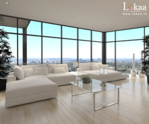 Interiors of Luxurious Apartment